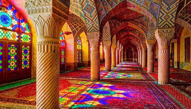 Moschea Rosa