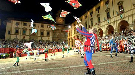 Capodanno - Arezzo