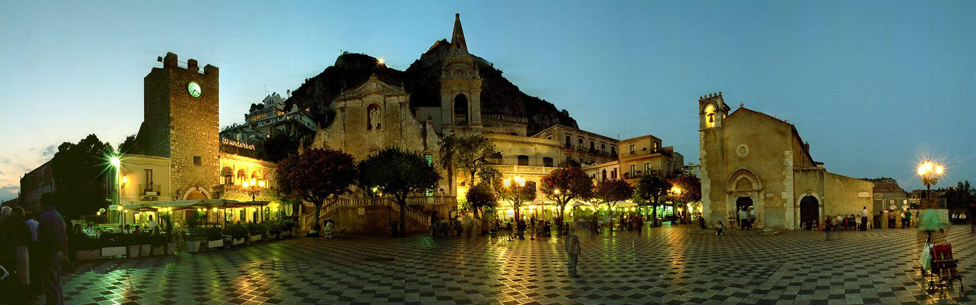 Sicilia Capodanno Barocco