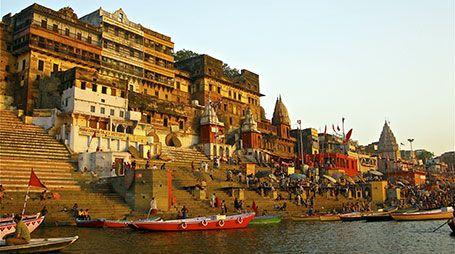 Le spiritualità dell'India, il Gange