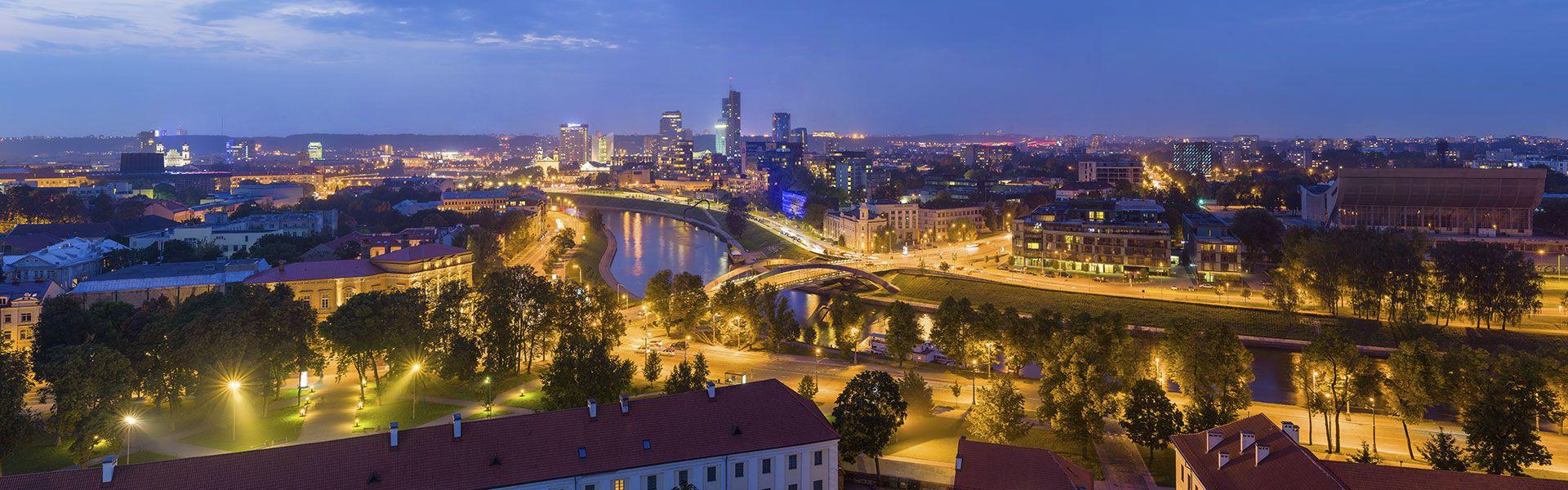 Le Repubbliche Baltiche: Tallinn, Riga e Vilnius