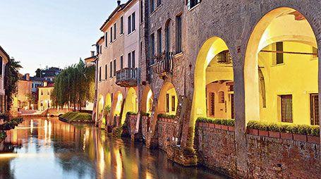 Treviso cantastorie e botteghe