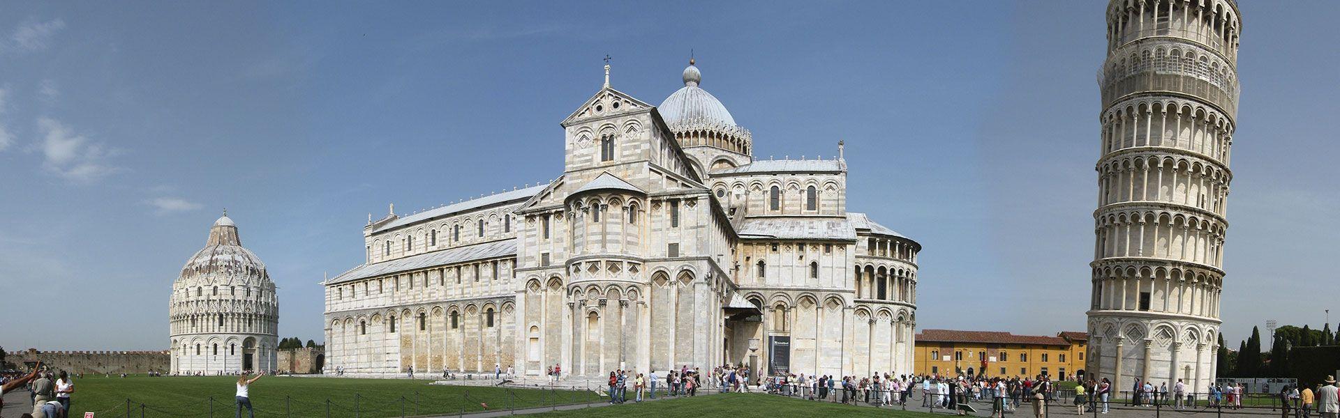 PISA, LUCCA e PISTOIA: La forza della fede