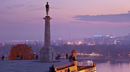 Belgrado, la nuova capitale europea e balcanica