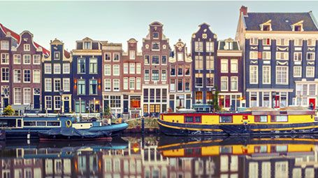 Crociera fluviale: capodanno in Olanda e Fiandre