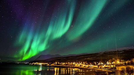 Tromsø e la Lapponia