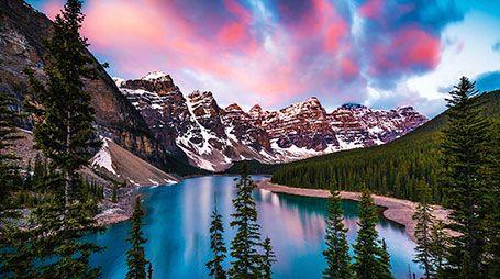 Canada: Panorama dell'Est