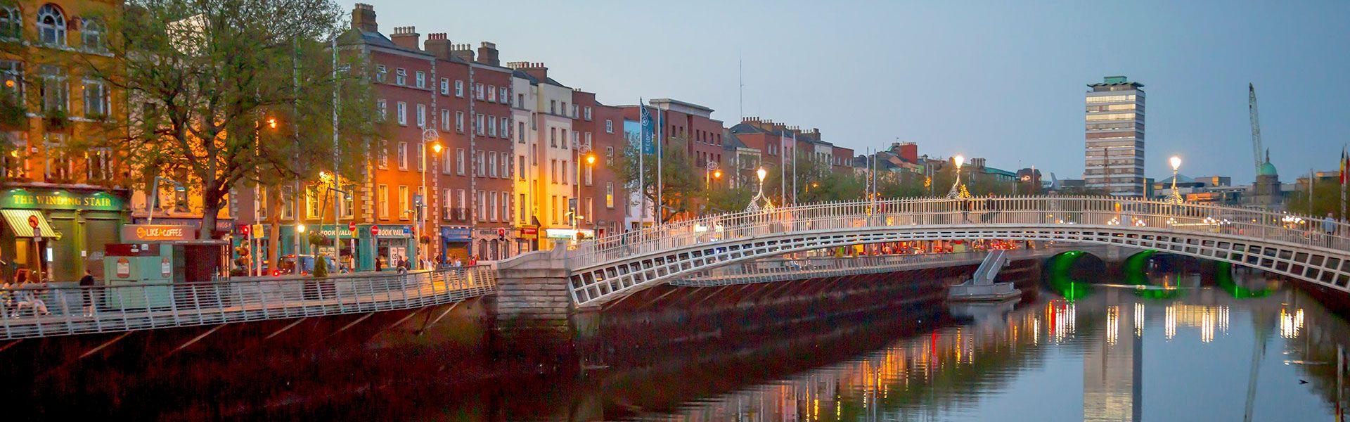 DUBLINO: un luogo, un fiume, una fortezza